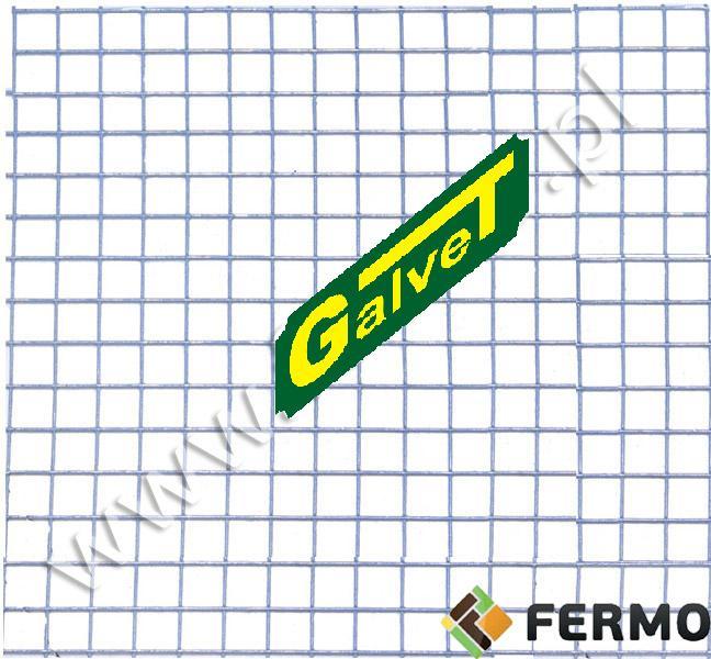 Geschweißte Gitter - verzinkt (Maschen 13 x 13 mm, Draht 1,0 mm - 5 ...