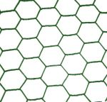 Hexagonal Gitter - 13mm - PVC beschichtet