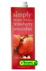 Smoothie Strawberry Simply 1L